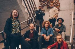 Krakow Street band koncert STU 8 marca web