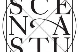 logo Scena STU biale 2