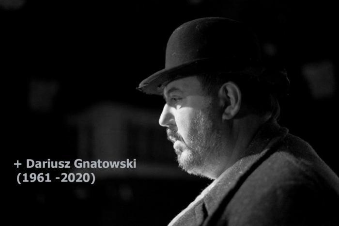 Dariusz Gnatowski jako Kent Krol Lear STU fot