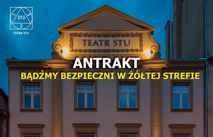 Teatr STU baner antrakt