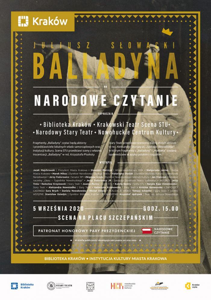 plakat NC Balladyna web