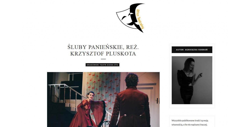 RECENZJA: Śluby panieńskie, reż. Krzysztof Pluskota