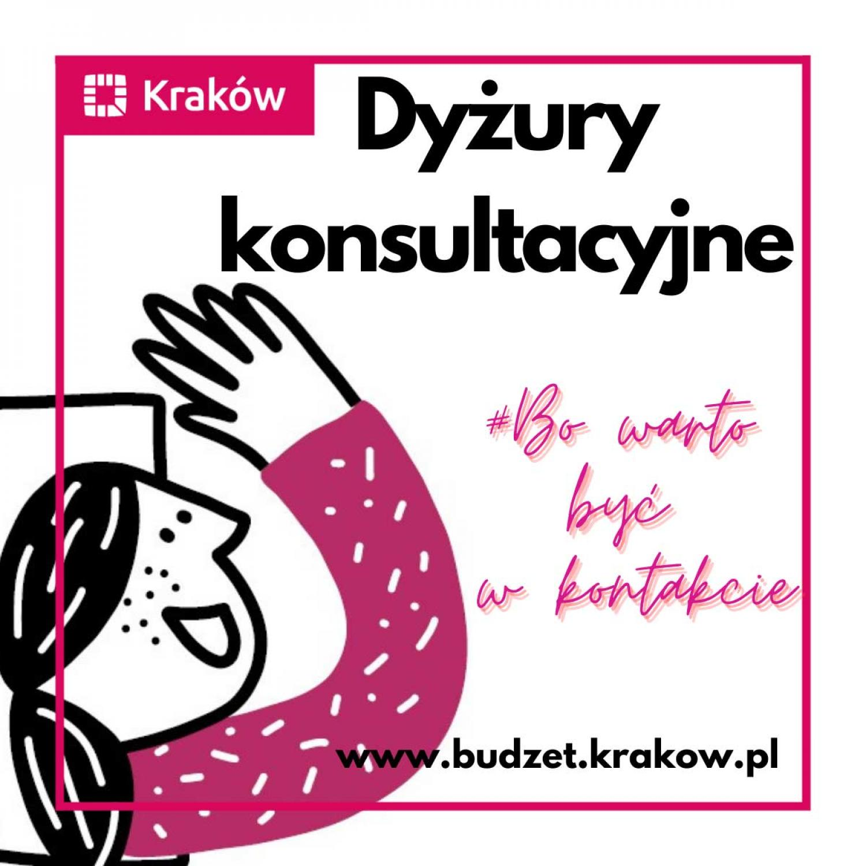 Budżet obywatelski Krakowa - konsultacje z jednostkami weryfikujacymi projekty