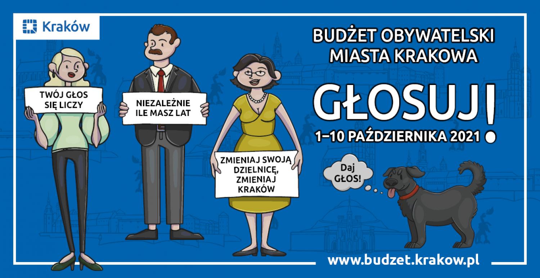 Budżet obywatelski: Twój głos się liczy!