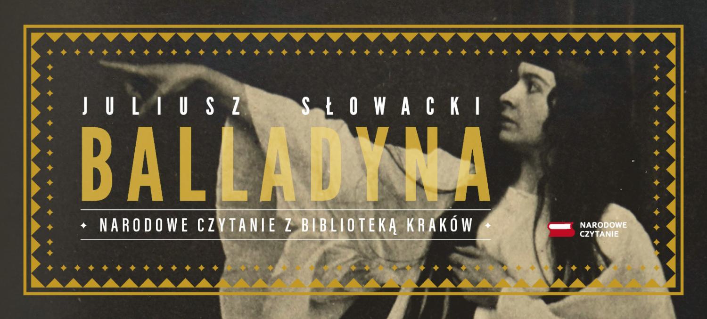 """Fragmenty inscenizacji """"Balladyny"""" w reżyserii Krzysztofa Pluskoty podczas Narodowego Czytania 2020"""