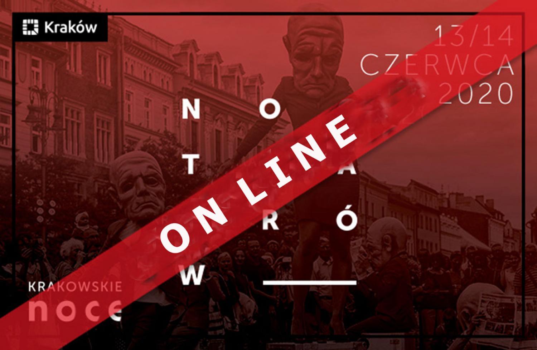 NOC TEATRÓW 2020 - ONLINE