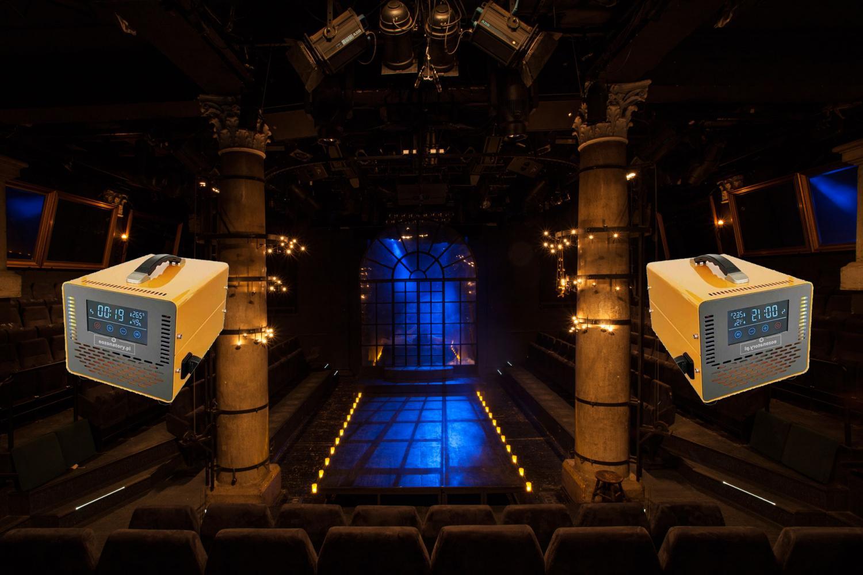 Bezpieczna atmosfera pracy w Teatrze STU