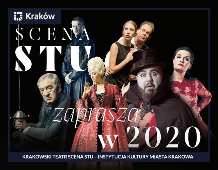 Teatr Stu Reklama web horizontal