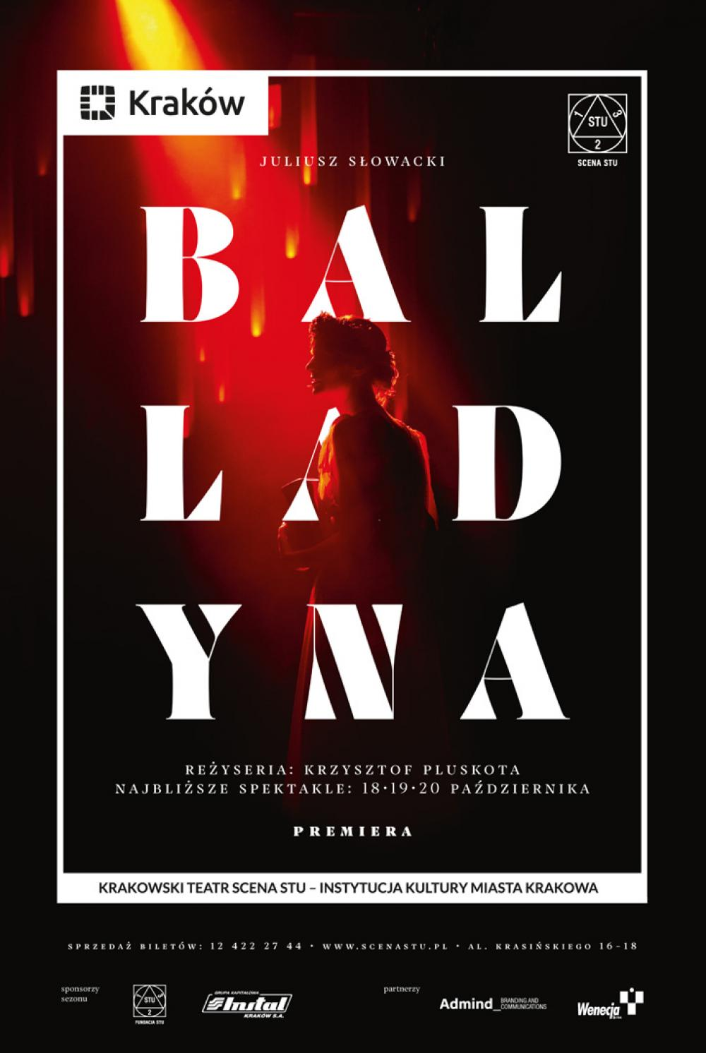 Balladyna Slowacki Teatr STU Kamila Bestry