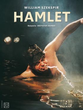 Scena STU Hamlet plakat