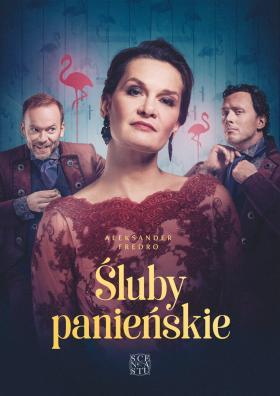 Sluby Panienskie plakat na www